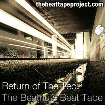The Beat Tape Project: Return of the Tec
